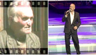 """,,Tata"""" – Gheorghe Țopa a lansat o piesă emoționantă dedicată părintelui său!"""