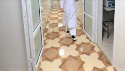 O copilă suspectă de Covid-19 a fugit dintr-un spital din Capitală