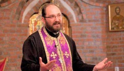 """Părintele Constantin Necula: """"Staţi acasă! Nu de frica morţii, ci din iubire pentru viaţă"""". Mesajul transmis credincioşilor"""