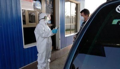 36 de polițiști de frontieră s-au infectat cu Covid-19