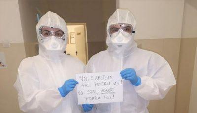 """Medic din Chișinău: ,,De o lună de zile stau separată, și eu şi soţul. Suntem doi medici implicaţi în lupta cu Covid-19"""""""