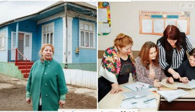 O femeie de etnie romă din Moldova învinge discriminarea prin dorința ei de a face parte dintr-o societate incluzivă