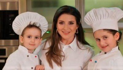 """Jasmin și-a lansat propriul show culinar. Se numește ,,Шор-ОХ! на кухне"""""""