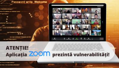 Profesori și elevi, atenție la aplicația Zoom pentru conferințe video online. Ce trebuie să cunoașteți!