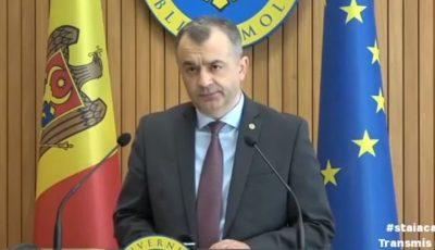 Ion Chicu: Avem vești neplăcute, ajutorul pentru șomaj nu va fi oferit