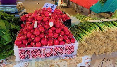 Primăria Chișinău explică cum va fi desfășurat comerțul cu produse vegetale, pe perioada stării de urgență