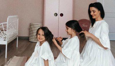 Emoționant! Lilu a dezvăluit zece sfaturi pe care le oferă fetițelor sale