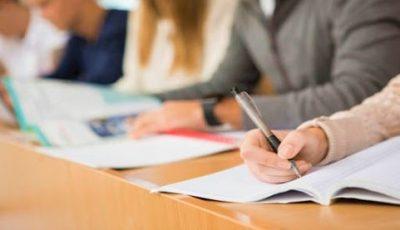 Examenele pentru clasele a 4-a și a 9-a ar putea fi anulate