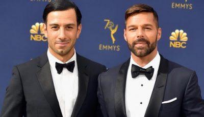 Ricky Martin și iubitul său și-au arătat fiul în vârstă de 5 luni