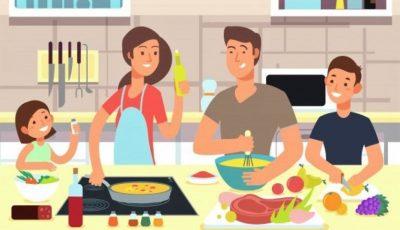 Recomandări privind alimentația sănătoasă în condițiile de izolare la domiciliu