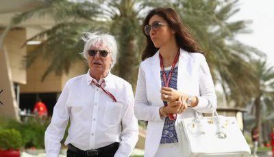 Bernie Ecclestone, fost director al Formula One, va deveni tată la 90 de ani