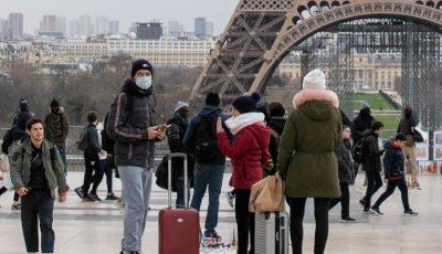 Medicii din Franța spun că, în acest moment, 1,6 de milioane de francezi ar putea fi infectați cu coronavirus