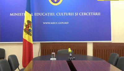 """Ministrul Educației: """"Vacanța de vară nu se amână"""""""