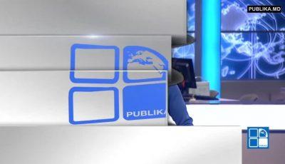 Postul de televiziune Publika TV sărbătorește 10 ani de la lansare!