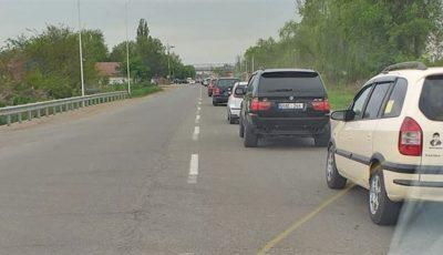Nu i-a oprit nici coronavirusul! Un număr considerabil de moldoveni au luat-o la goană spre satele Moldovei