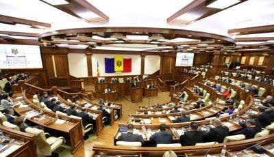 Oficial: Deputații Parlamentului Republicii Moldova se retrag în carantină