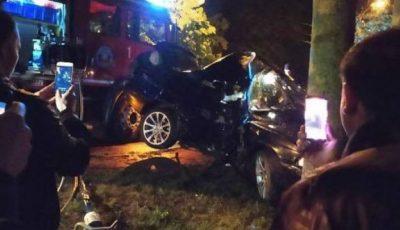 Un accident groaznic a avut loc noaptea trecută, în Capitală