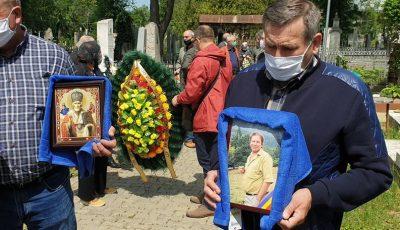 Lingvistul și publicistul Vlad Pohilă a fost condus pe ultmul drum