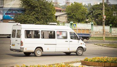 Anunț! Mai multe rute de microbuz din Capitală își schimbă traseul de circulație