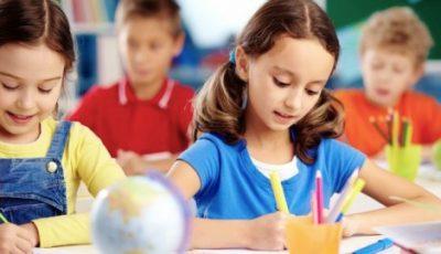 În Chișinău, a început înscrierea copiilor în clasa I