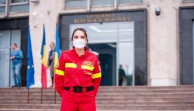 """Mărturia unui medic român, întors din misiune la Chișinău: """"A fost groaznic să văd spitale întregi goale pentru că medicii erau infectați cu Covid-19"""""""