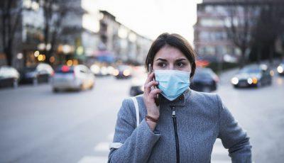De mâine, 7 mai, persoanele care nu vor purta mască de protecție în spațiile închise riscă amenzi