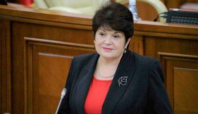 Valentina Buliga este noua directoare a Casei Naționale de Asigurări în Medicină
