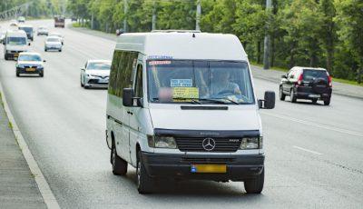Microbuzele din Capitală și-ar putea relua activitatea, cu 10 lei pentru o călătorie