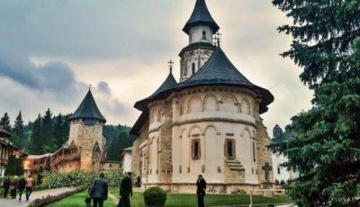 Focar de infecție la Mănăstirea Putna. 31 de călugări, confirmați cu coronavirus