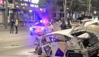 Datoria taximetristului decedat în accidentul tragic din Capitală, a fost anulată