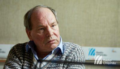 A decedat marele ziarist și publicist Vlad Pohilă