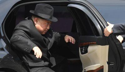 Liderul nord-coreean Kim Jong-un a apărut în public după 20 de zile de absență