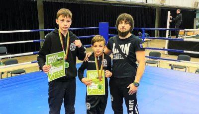 Pandemia a sistat temporar activitatea sălilor de sport, dar nu și dorința tinerilor luptători din țara noastră pentru noi reușite și performanțe