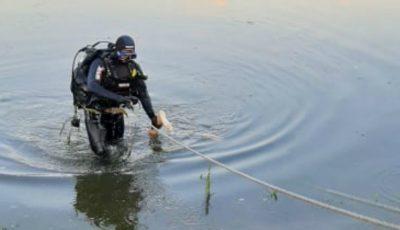 Un tânăr de 20 de ani s-a înecat ieri în râul Nistru