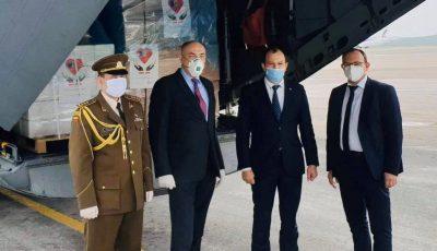 Lituania a oferit Moldovei un ajutor umanitar în valoare de circa 20 de mii de euro