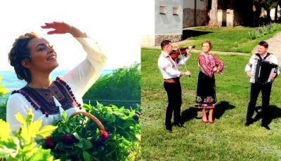 """Video! Cornelia Ștefăneț și Orchestra Fluieraș au lansat un videoclip superb la piesa ,,Eu am locul meu sub soare"""""""