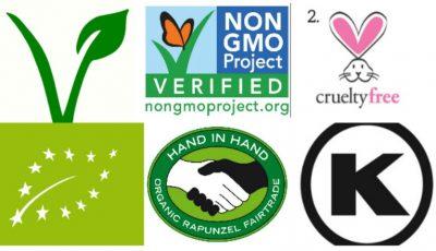 Ce înseamnă certificările și simbolurile de pe produse