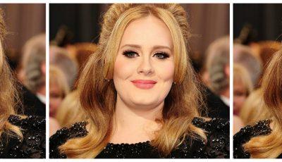 Adele, într-o rochie mulată de ziua sa! Cât de bine arată după ce a slăbit 45 de kg