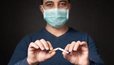 Peste 300.000 de britanici s-au lăsat de fumat, de teama coronavirusului