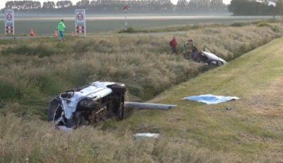 Un microbuz plin cu muncitori români s-a răsturnat în Olanda. Sunt mai mulți morți și răniți