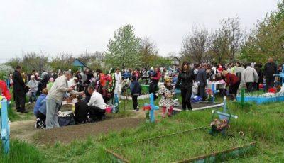 Șeful ANSP este împotriva organizării Paștelui Blajinilor în iunie: În sate vin oameni din Chișinău și din toate raioanele țării