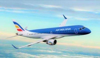 Air Moldova reia mai multe curse regulate, însă nu toți pasagerii vor putea urca la bord