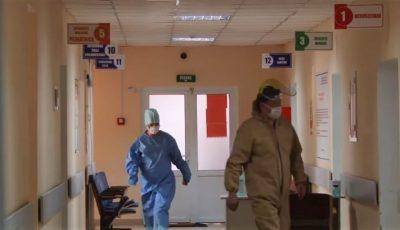 Medicii din Soroca, tratați de Covid-19, au revenit la locurile de muncă