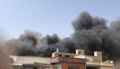 Tragedie. O aeronavă cu 107 oameni la bord s-a prăbușit peste o zonă cu locuințe