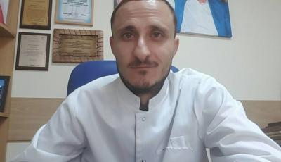 Medicul Mihai Stratulat și familia acestuia au fost infectați cu Covid-19