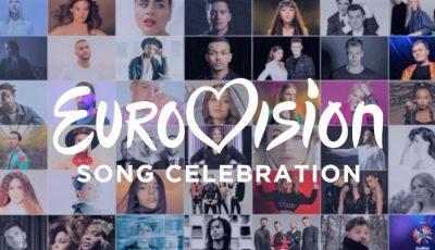 Sâmbătă, 16 mai, vom urmări Eurovision 2020: Concertul Europe Shine a Light!