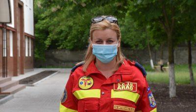 Olga Mitreanu, medicul român care a revenit la baștină pentru a ajuta Moldova în lupta cu Covid-19