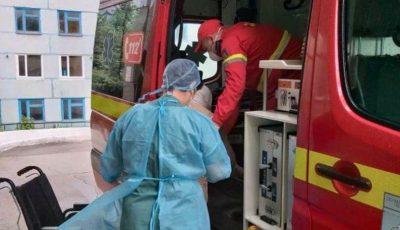 O femeie din Bălți a fost transportată de urgență cu un echipaj Smurd la Chișinău