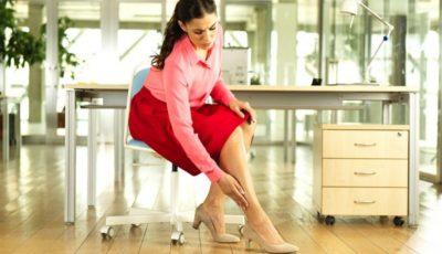 Aveți senzație de durere, greutate și amorțire în picioare?