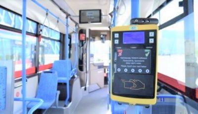 În Chișinău, plata pentru serviciile de transport public va fi posibilă prin utilizarea diferitor tehnologii